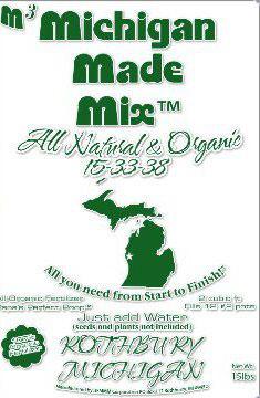 M3 Michigan Made Soil Mix